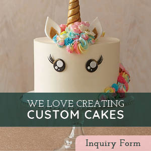 Custom Cakes Feature